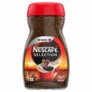 Nescafé Séléction - Café soluble corsé et intense - 100g