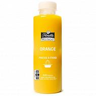 Florette orange pressée 700ml