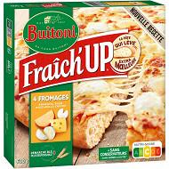 BUITONI FRAICH'UP pizza surgelée 4 Fromages 600g