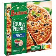 BUITONI FOUR A PIERRE pizza surgelée Thon à la Provençale 320g