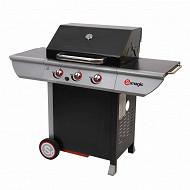 Somagic barbecue 3 brûleurs manathan 300 s