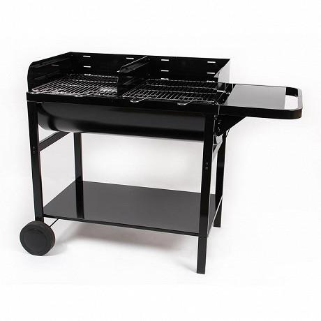 Somagic barbecue jumbo cuve acier 85.5 x 47.5 cm