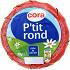Cora p'tit rond au lait pasteurisé 52%mg 200g