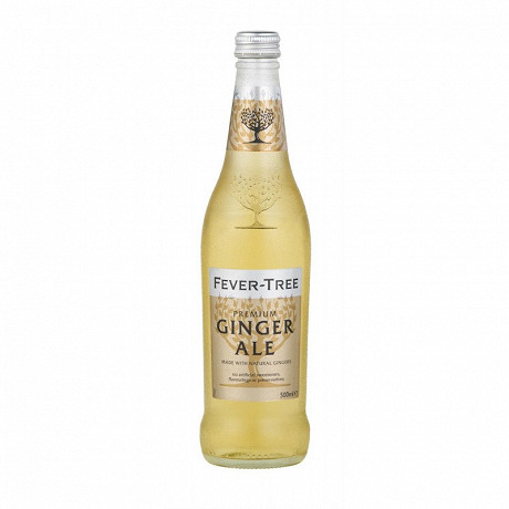 Fever tree ginger ale 50cl