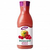 Innocent pur jus de pomme framboise 900ml