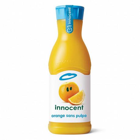 Innocent pur jus d'orange sans pulpe 900ml