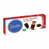 Gavottes crêpes dentelles chocolat noir 90g
