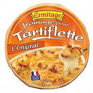 Ermitage fromage pour tartiflette au lait pasteurisé 27% mg 450g