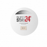 Gemey Maybelline poudre Superstay 24H N°30 sable NU