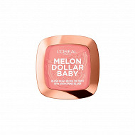 Teint wake up and glow embellisseur blush 03 melon berry nu