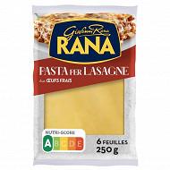 Rana Feuilles de lasagne 250g
