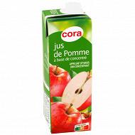 Cora jus de pomme brique 1l