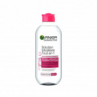 Garnier skin naturals eau micellaire toilette expert peau seche 400ml