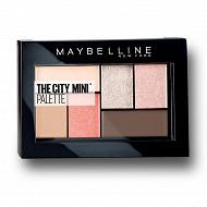 Maybelline yeux fard à paupière city kit palette 430 downtown sunrise