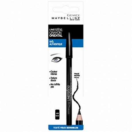 Yeux line refine crayon oriental noir nu+sleeve