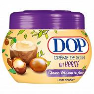 Dop crème de soin nourrissante au karité 300ml