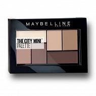 Maybelline yeu fard à paupière city kit palette 480 matte about town