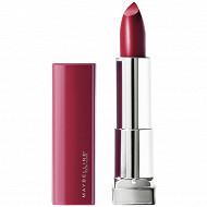 Rouge à lèvres color sensational made for you 388 plum for me nu