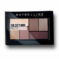 Maybelline fard à paupières city kit palette 410 chill brunch neut