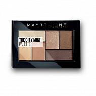 Maybelline yeux fard à paupières city kit palette 400 rooftop bronze nu