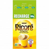 Ricoré Original - Café chicorée soluble en eco pack - 180g