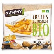 Yummy frites du bistrot bio 450g