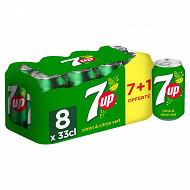 7 up regular can 7x330ml + 1