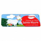 Cora bûche de chèvre Sainte Maure 200g