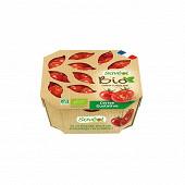 Tomate cerise rouge bio barquette 250g
