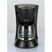 Evatronic cafetière 10-12 tasses noire 000498
