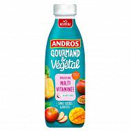 Andros douceur multivitaminée au lait de coco 75cl