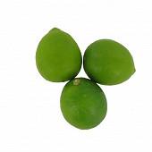 Lime bio barquette 3 fruits