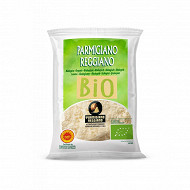 Parmigiano Reggiano aop bio rapé frais emballé 50g