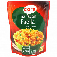 Cora doypack riz paella 250g