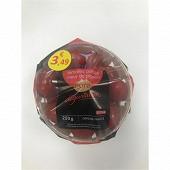 Cora tomate cerise coeur de pigeon barquette 250g