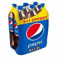 Pepsi 5x1.5l +1 offerte