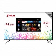 "Tokai Téléviseur Android tv uhd 4k 110 cm 43"" TO43SM1459"
