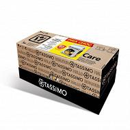 Tassimo l'or café long classique  en dosettes x16 x5 520g