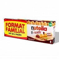 Nutella b-ready 10x2 pack de 20 pieces