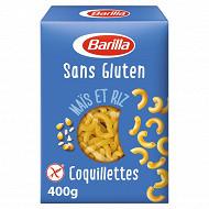 Barilla coquillettes sans gluten 400g