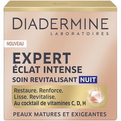 Diadermine Diadermine expert éclat intense nuit 50ml