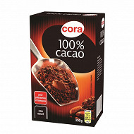 Cora cacao non sucré 250g