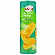 Cora tuiles goût crème oignon 170g