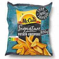 Mccain frites côté chef 650g