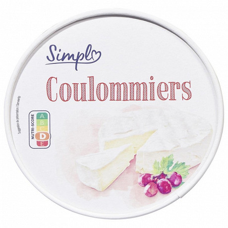 Coulommiers 50%mg 350g