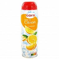 Cora sirop citron 75cl