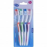 Lot de 4 brosses à dents