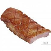 Travers de porc nature supérieur