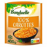Bonduelle 100% carottes à déguster comme du riz 400g
