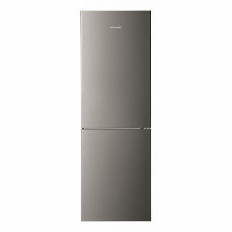 Brandt Réfrigérateur combiné 320 litres BFC8610NX